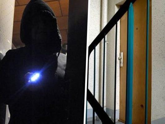 Mieterin überrascht mutmaßliche Einbrecher in Wien-Mariahilf