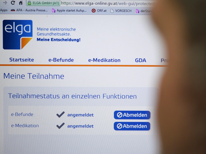 Wenig Funktionen - Keine Vorteile für Allgemeinmediziner: ÖHV-Kritik an ELGA hält an