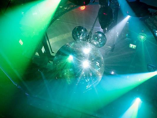 In der Fluc Wanne in Wien findet der 2. Good-Ball statt