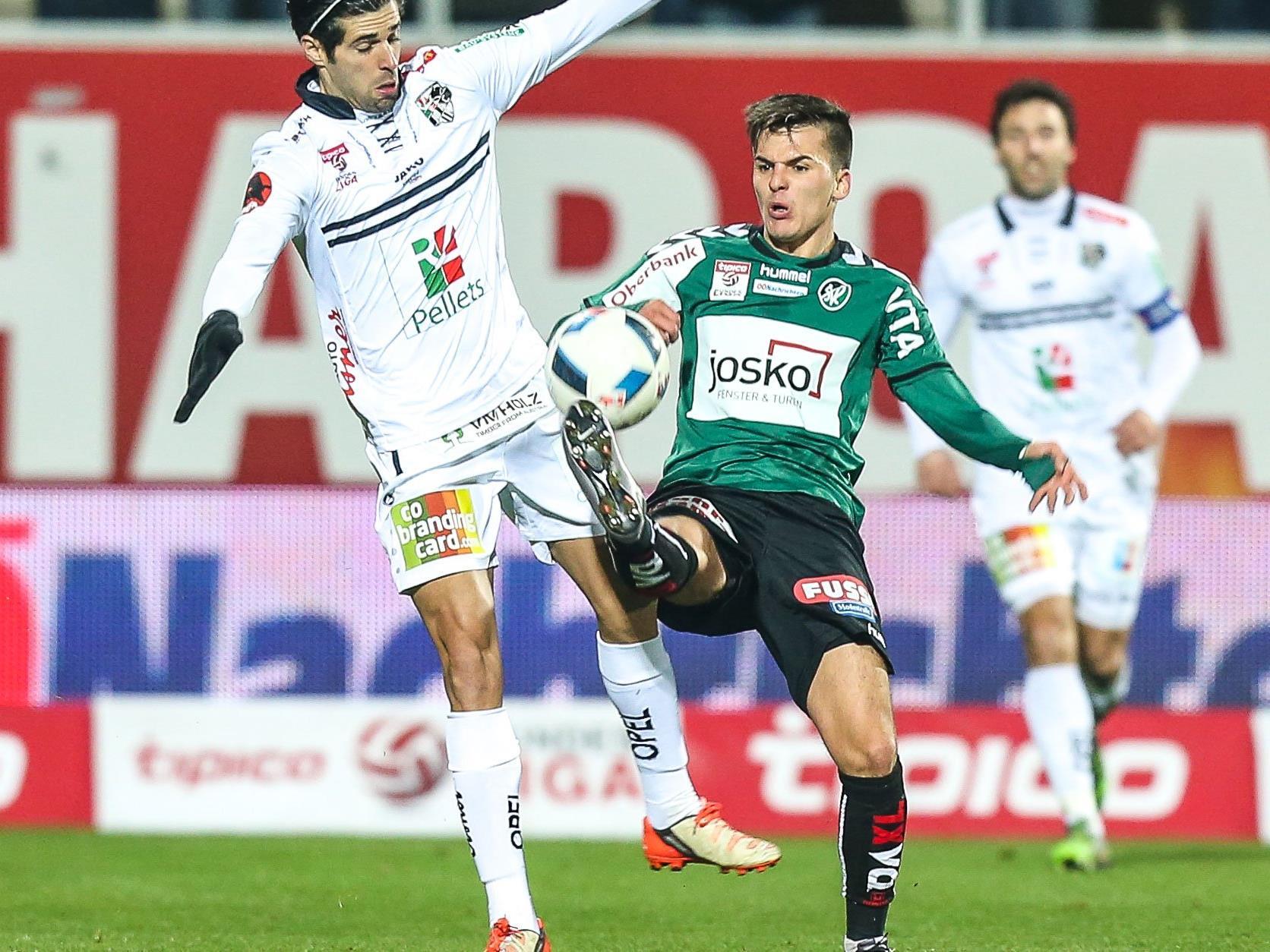 Murg wird in Zukunft für Rapid Wien aufs Feld treten.