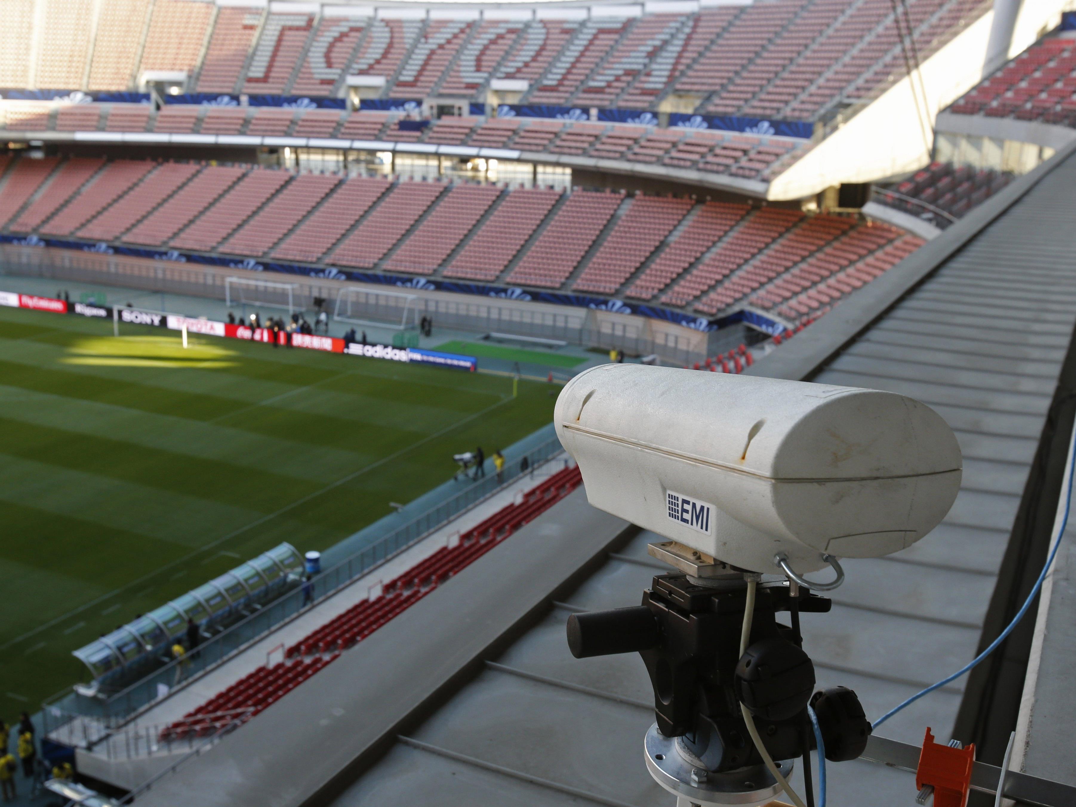 Auch die UEFA setzt in Zukunft auf Torlinientechnik.