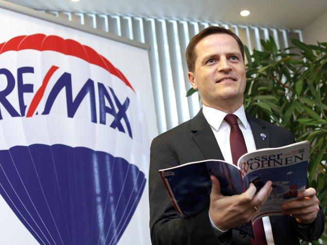 Remax-Chef Bernhard Reikersdorfer über die Immo-Trends 2016.