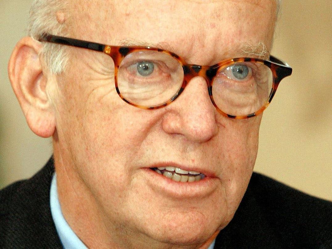 Bergmann meldete sich auch im Ruhestand immer wieder zu Wort