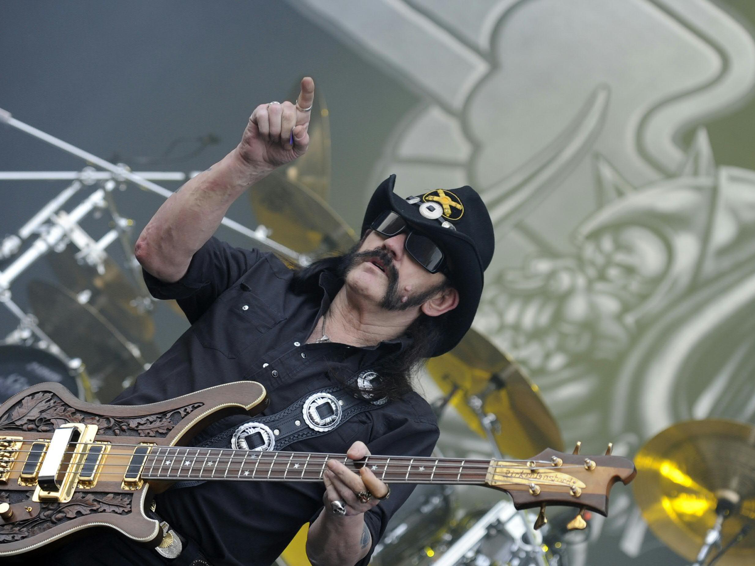 Rocklegende Kilmister Ende Dezember kurz nach Krebsdiagnose verstorben.