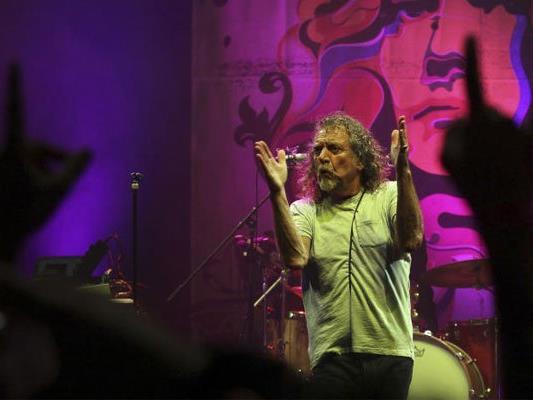 Einer der ganz Großen kommt live nach Wien: Robert Plant.