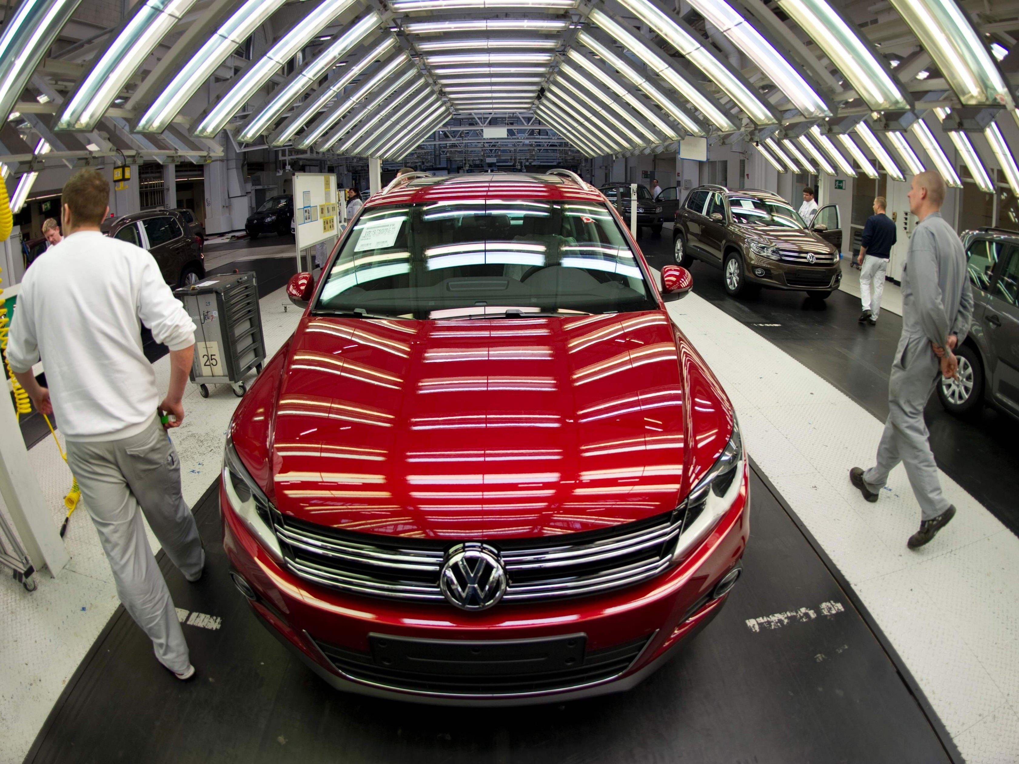 Etwa 83.000 VW-Autos sollen alleine in Wien betroffen sein.