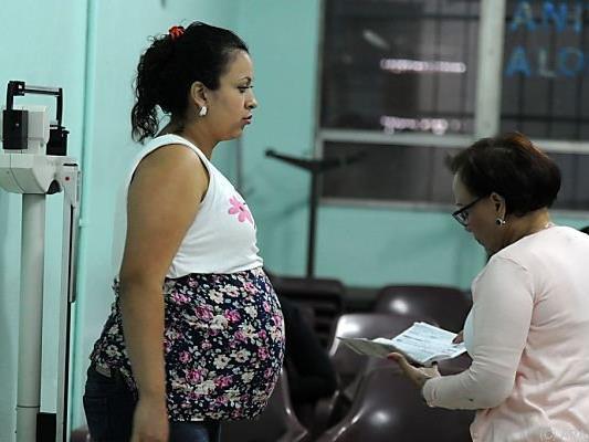 Schwangere sollten nicht nach Lateinamerika reisen