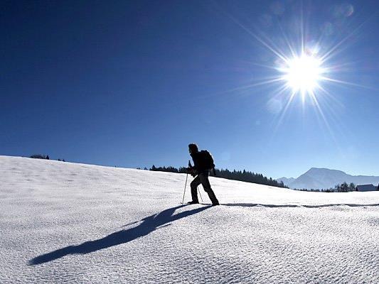 Achtung bei Skitouren!