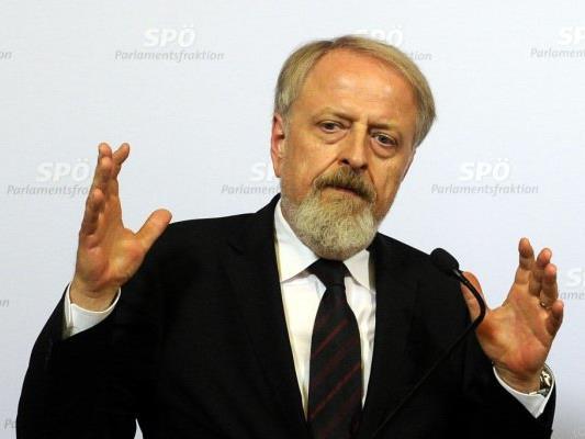 Gerhard Schmid fordert Bekenntnis der ÖVP