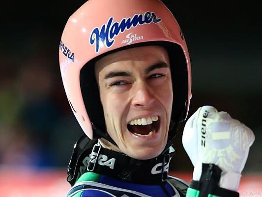 Stefan Kraft freut sich auf Lahti