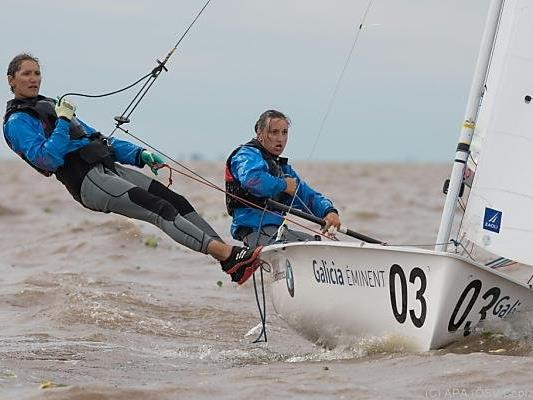 Jolanta Ogar und Lara Vadlau mit guten Medaillenchancen