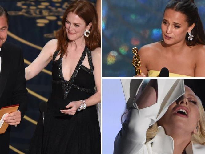 Die Oscars hatten viele schöne Momente