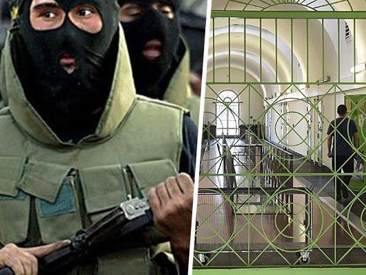 Terror - 38 Jihadisten in Haft, Zahl der Anklagen steigt massiv