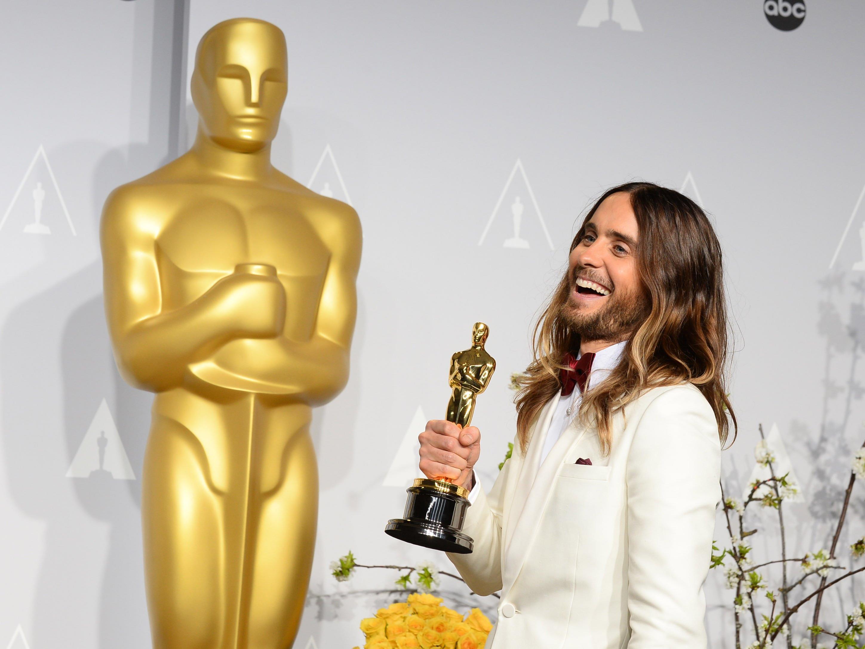 Auch Witherspoon und Leto verteilen Oscars