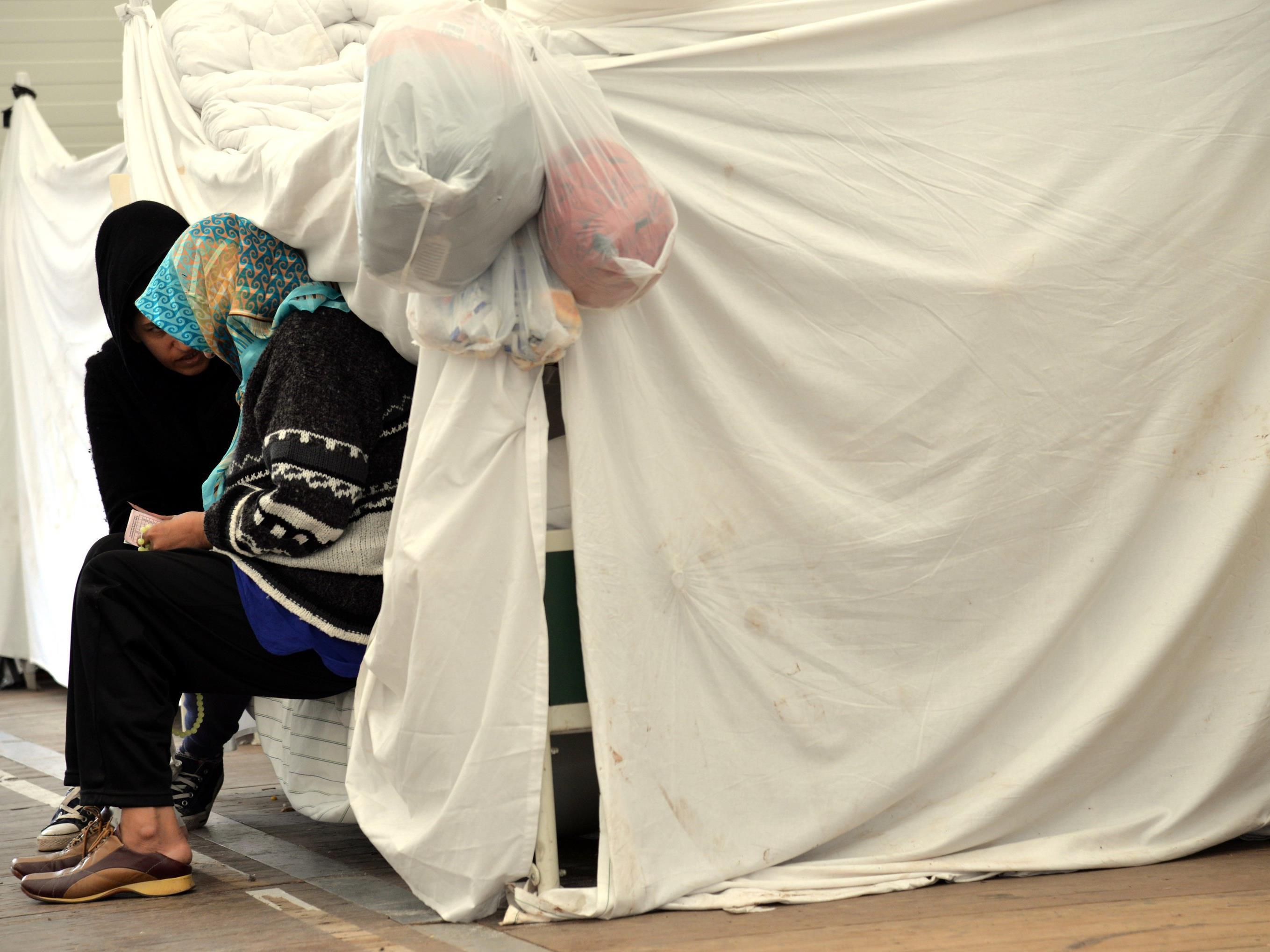 Der Weltfrauentag steht im Zeichen der Flüchtlingsfrauen