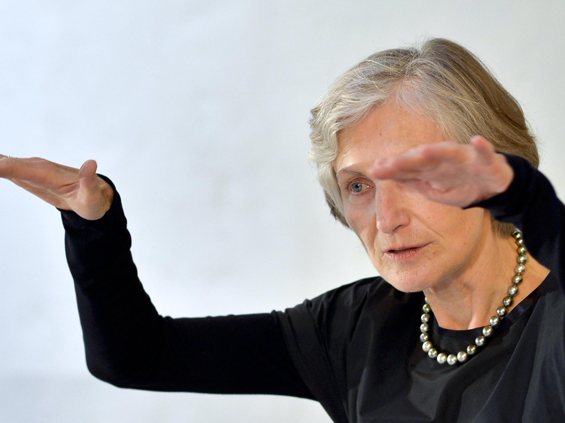 Irmgard Griss hat bisher knapp 400.000 Euro gesammelt.