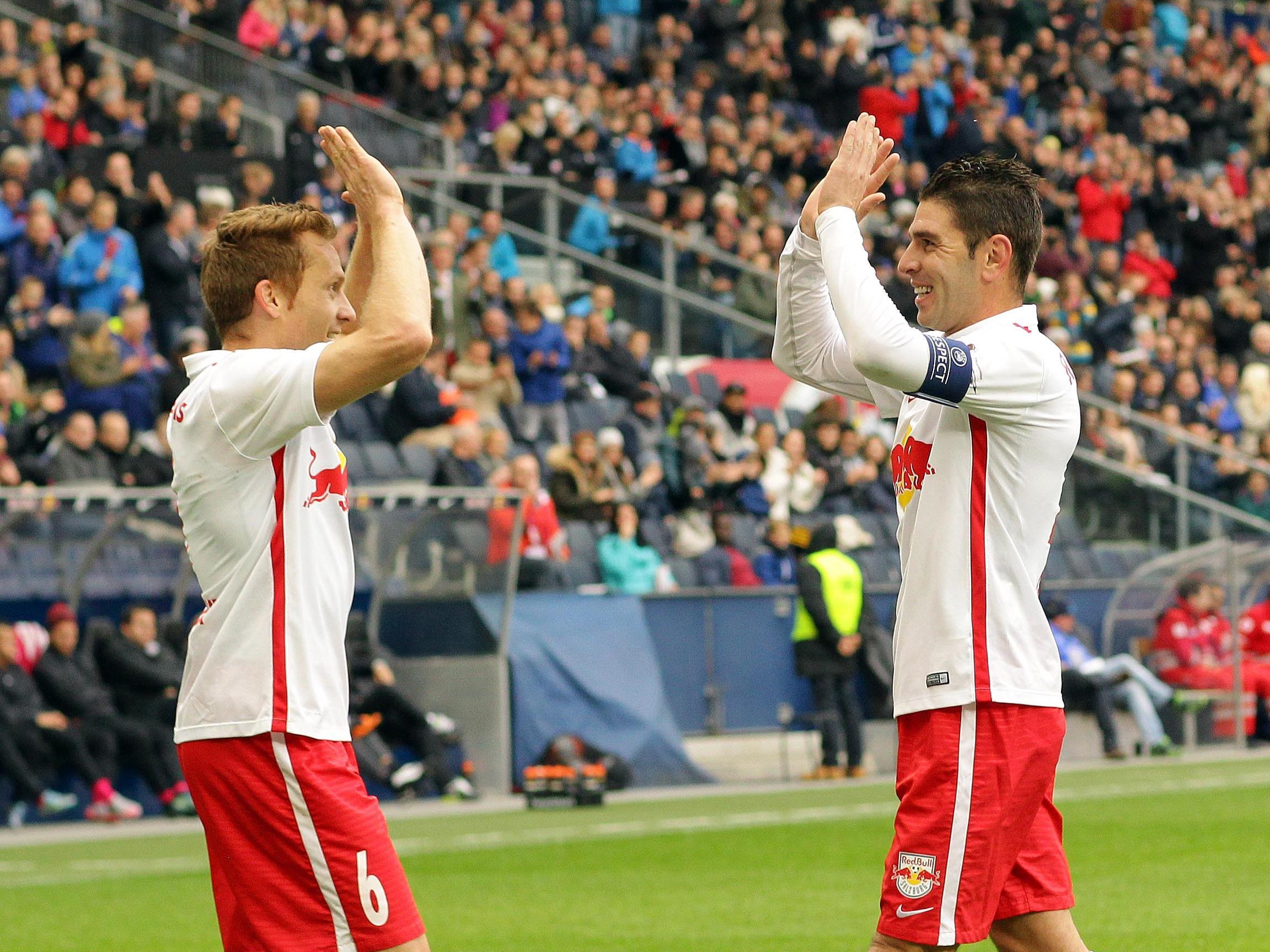 LIVE-Ticker zum Spiel FC Admira Wacker Mödling gegen Red Bull Salzburg ab 16.30 Uhr.