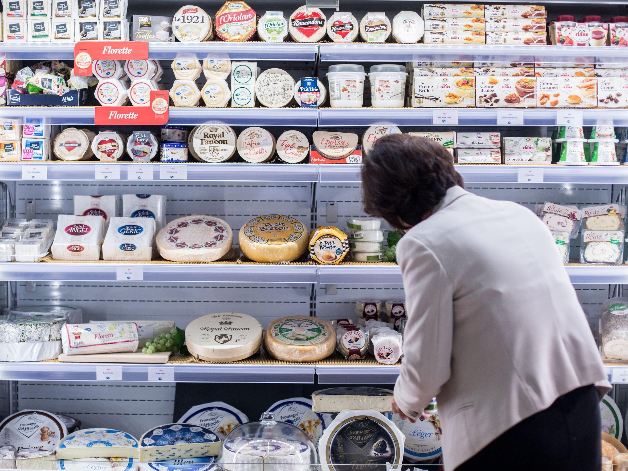 Rückruf von Weichkäse wegen Salmonellen-Verdachts