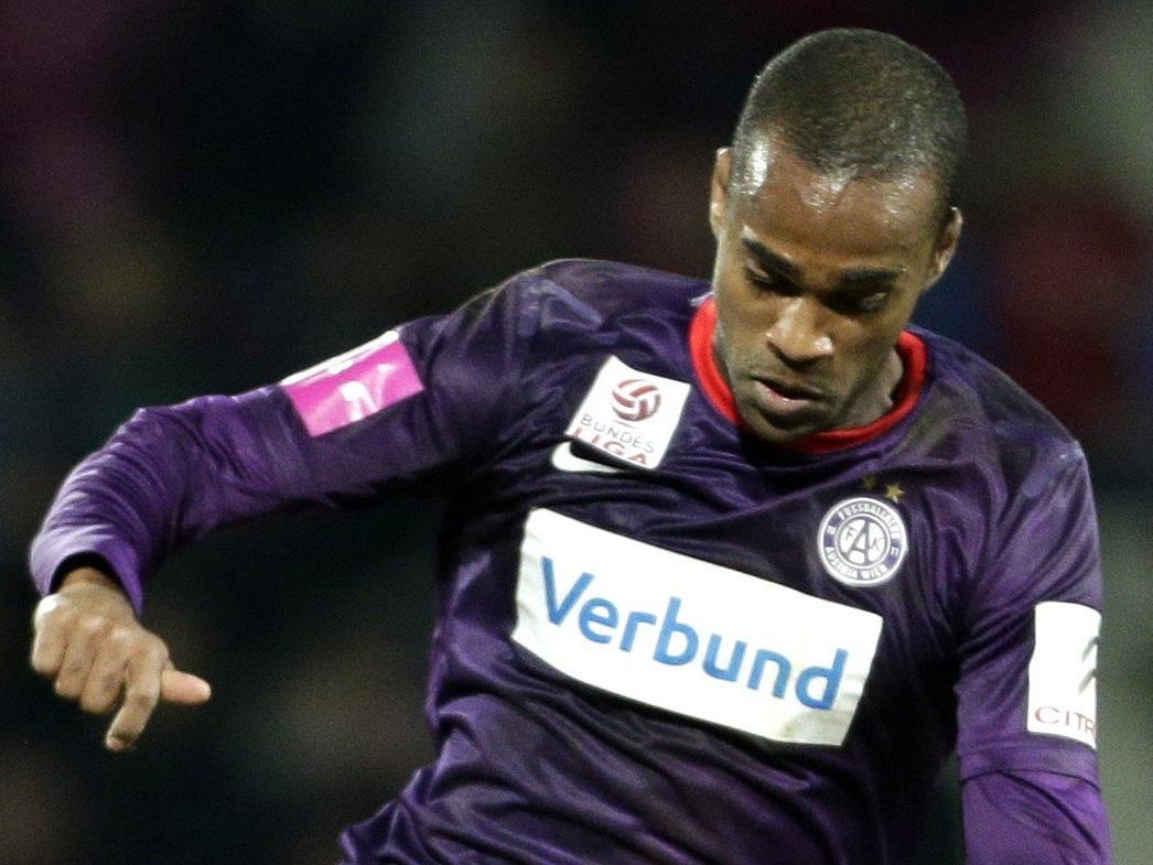 Ola Kamara wechselt von Austria Wien in die USA.
