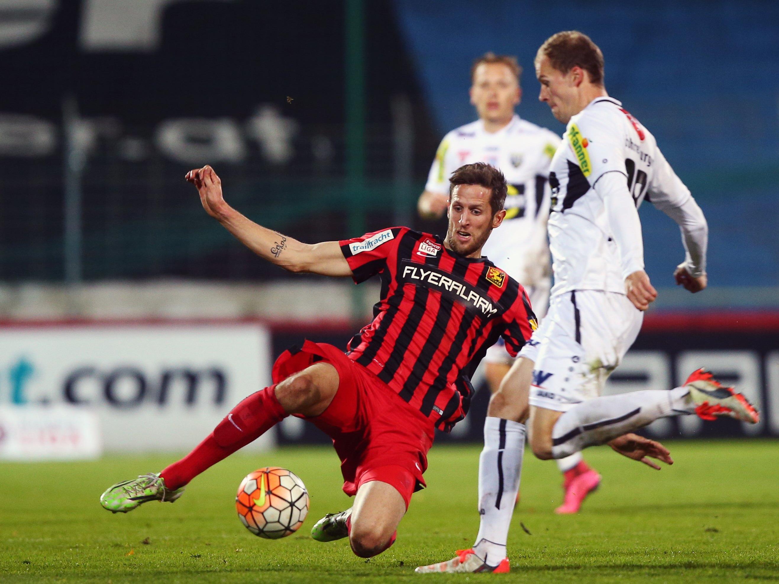 LIVE-Ticker zum Spiel SCR Altach gegen FC Admira Wacker Mödling ab 18.30 Uhr.