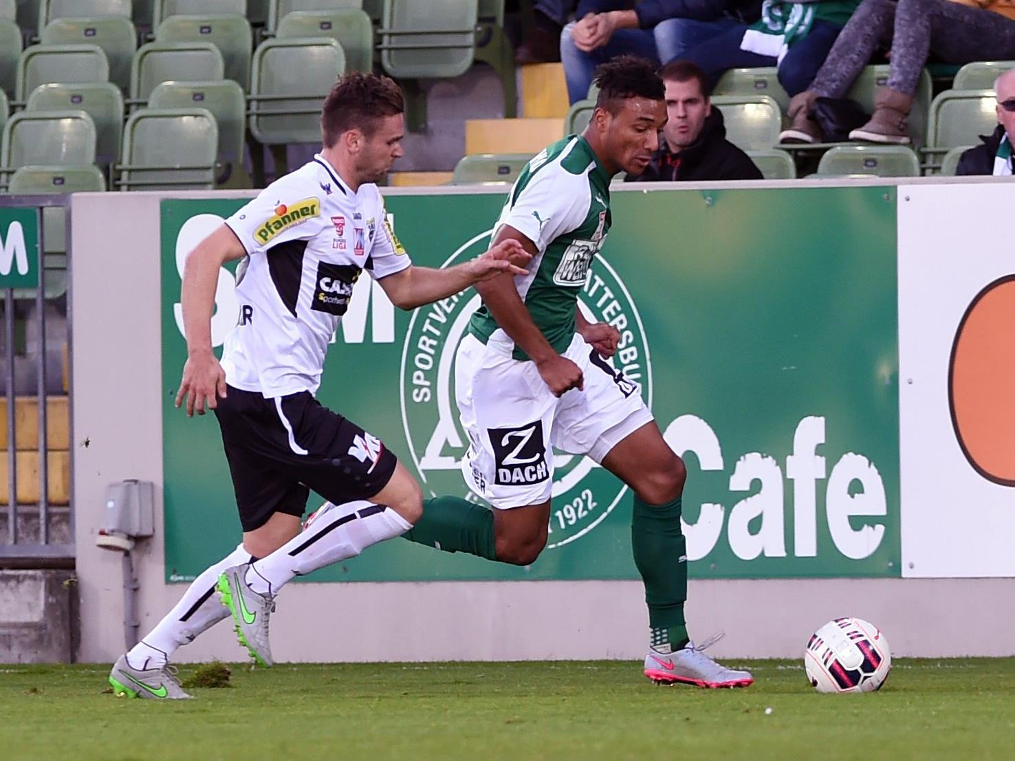 LIVE-Ticker zum Spiel SCR Altach gegen SV Mattersburg ab 18.30 Uhr.