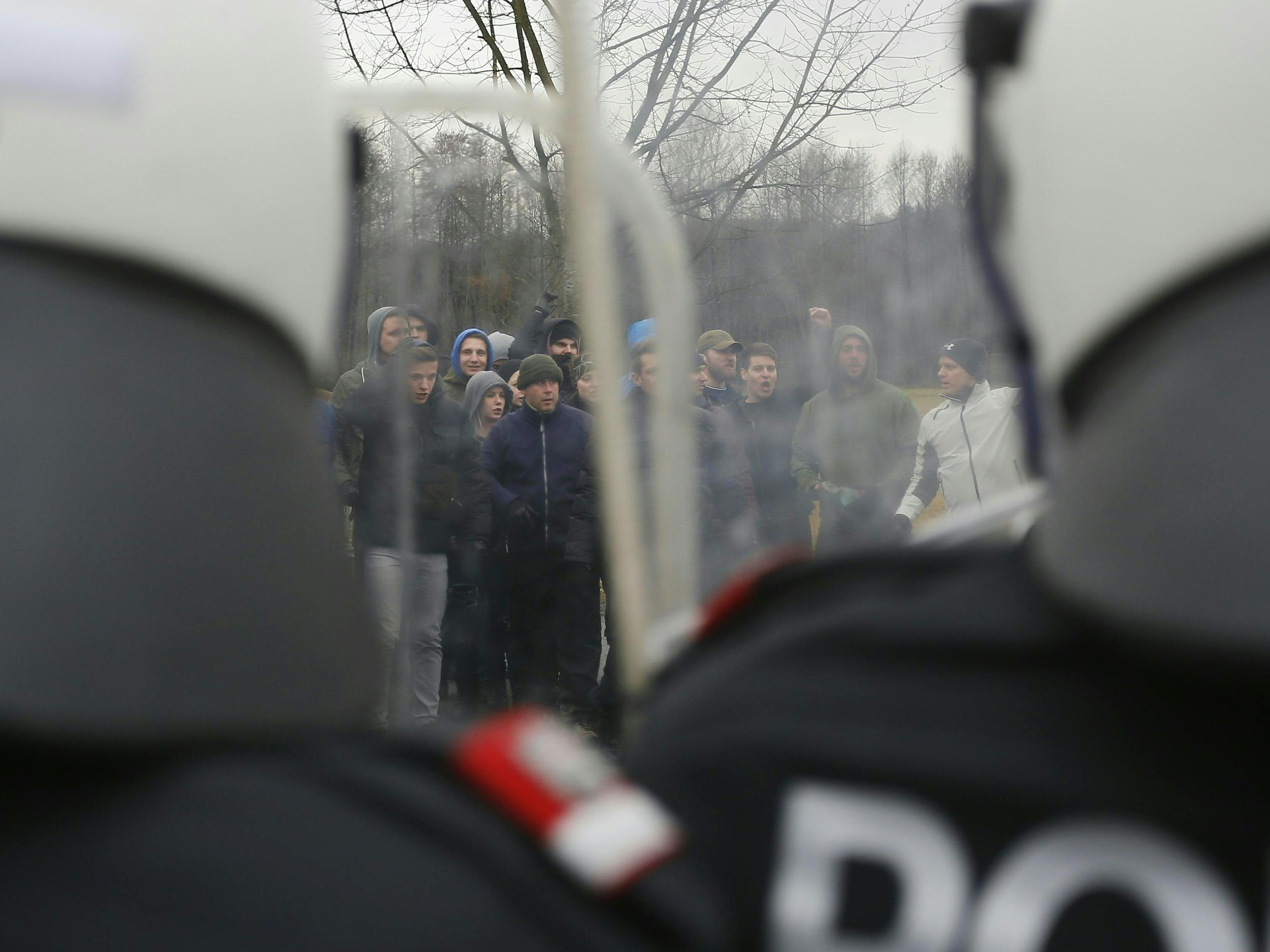 Flüchtlinge - Keine große Kriminalitätswelle