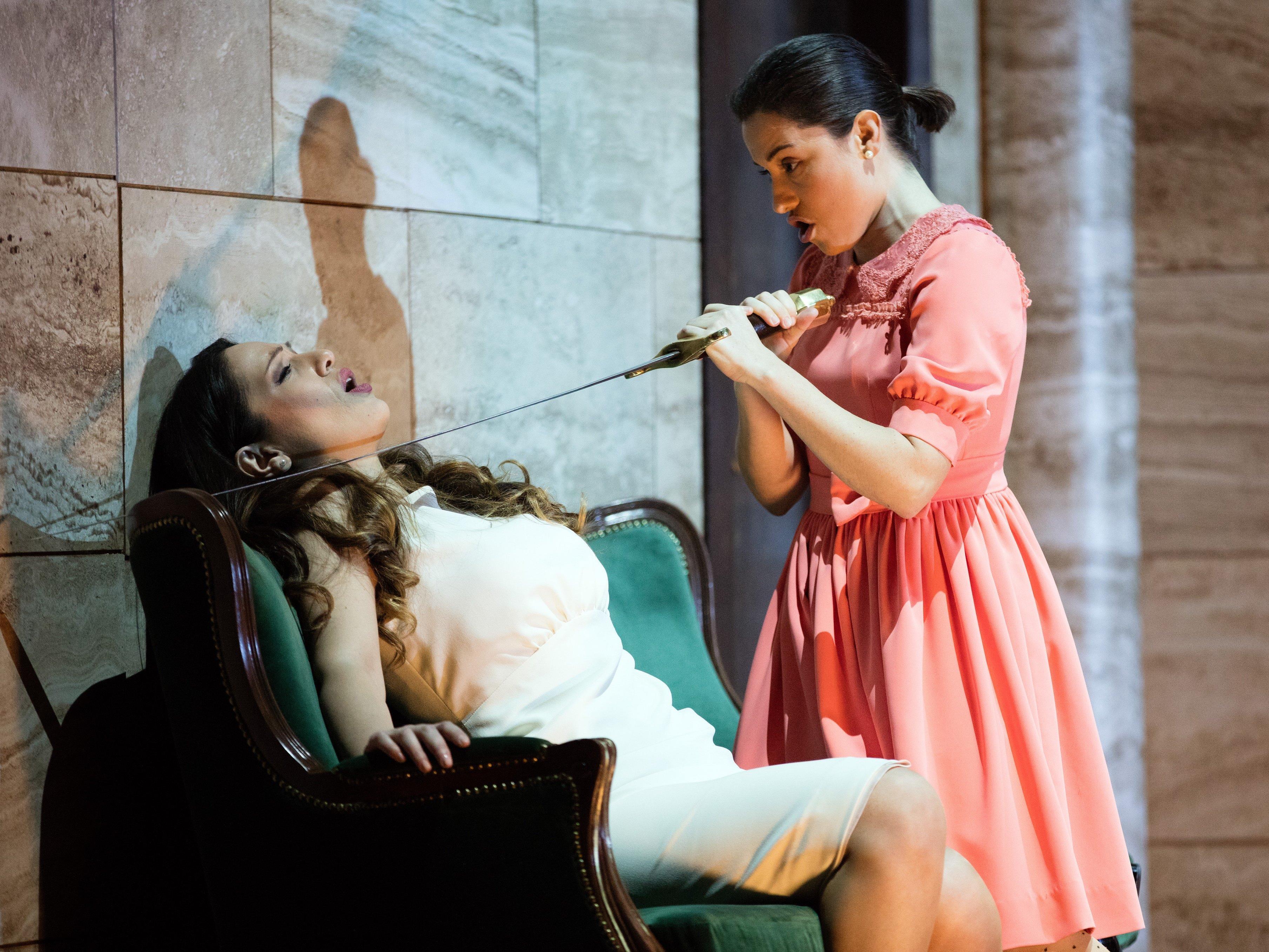 """Große Begeisterung bei der """"Otello""""-Premiere in Wien."""