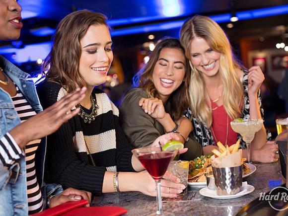Im Hard Rock Cafe Wien wird am Valentinstag gebruncht