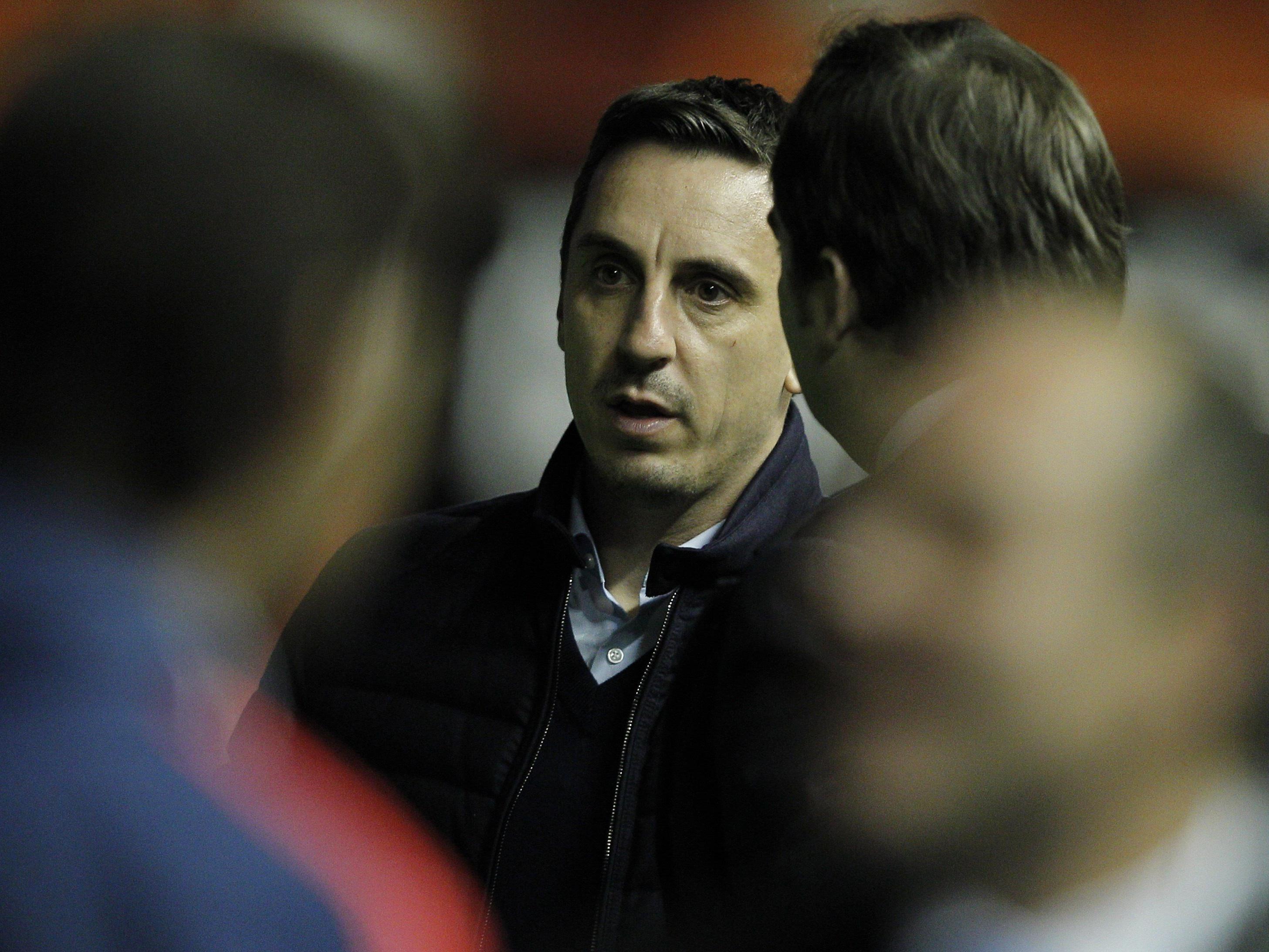 Übersteht Gary Neville diese Woche als Valencia-Trainer?