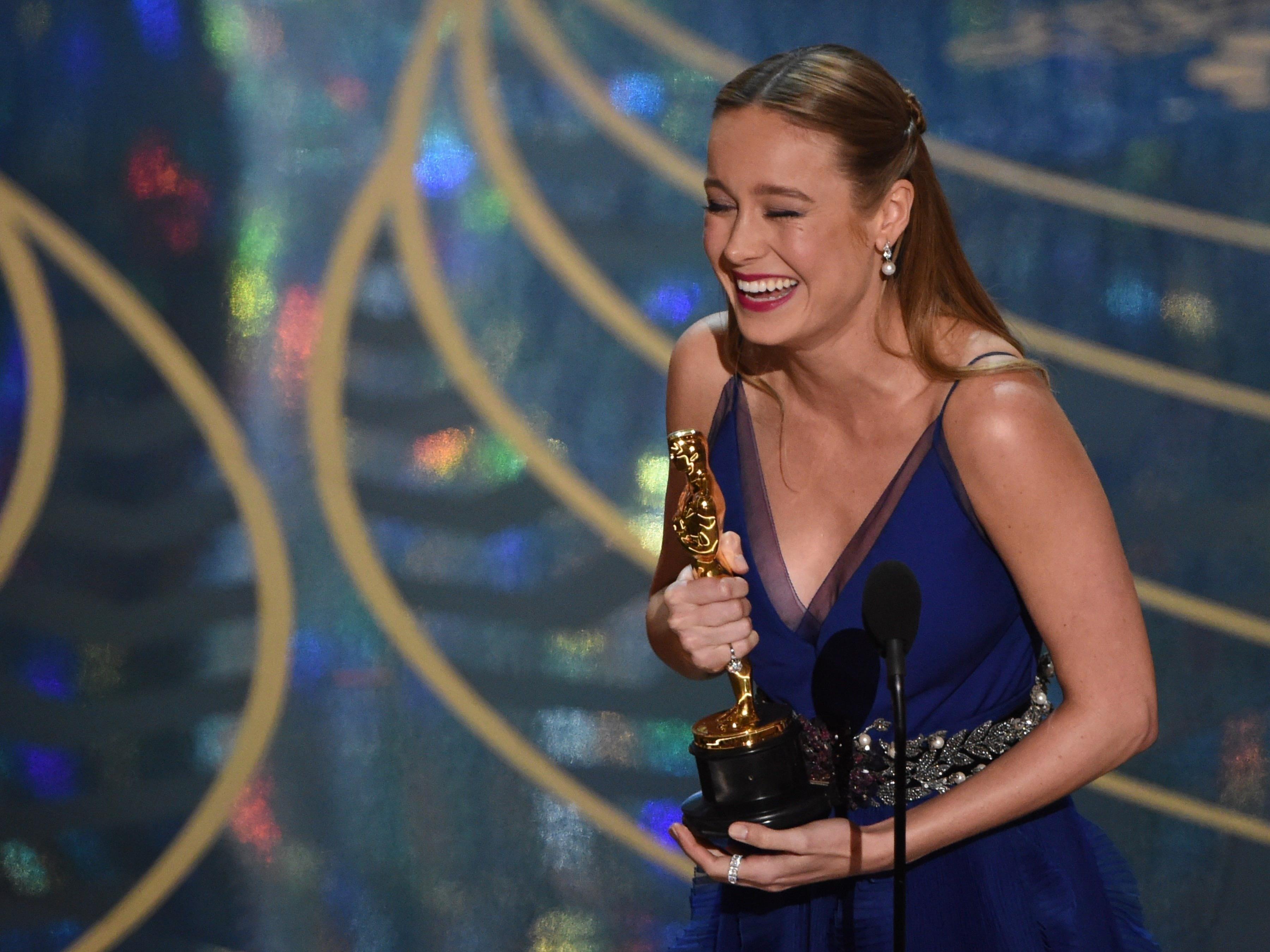 Oscars: Brie Larson beste Schauspielerin