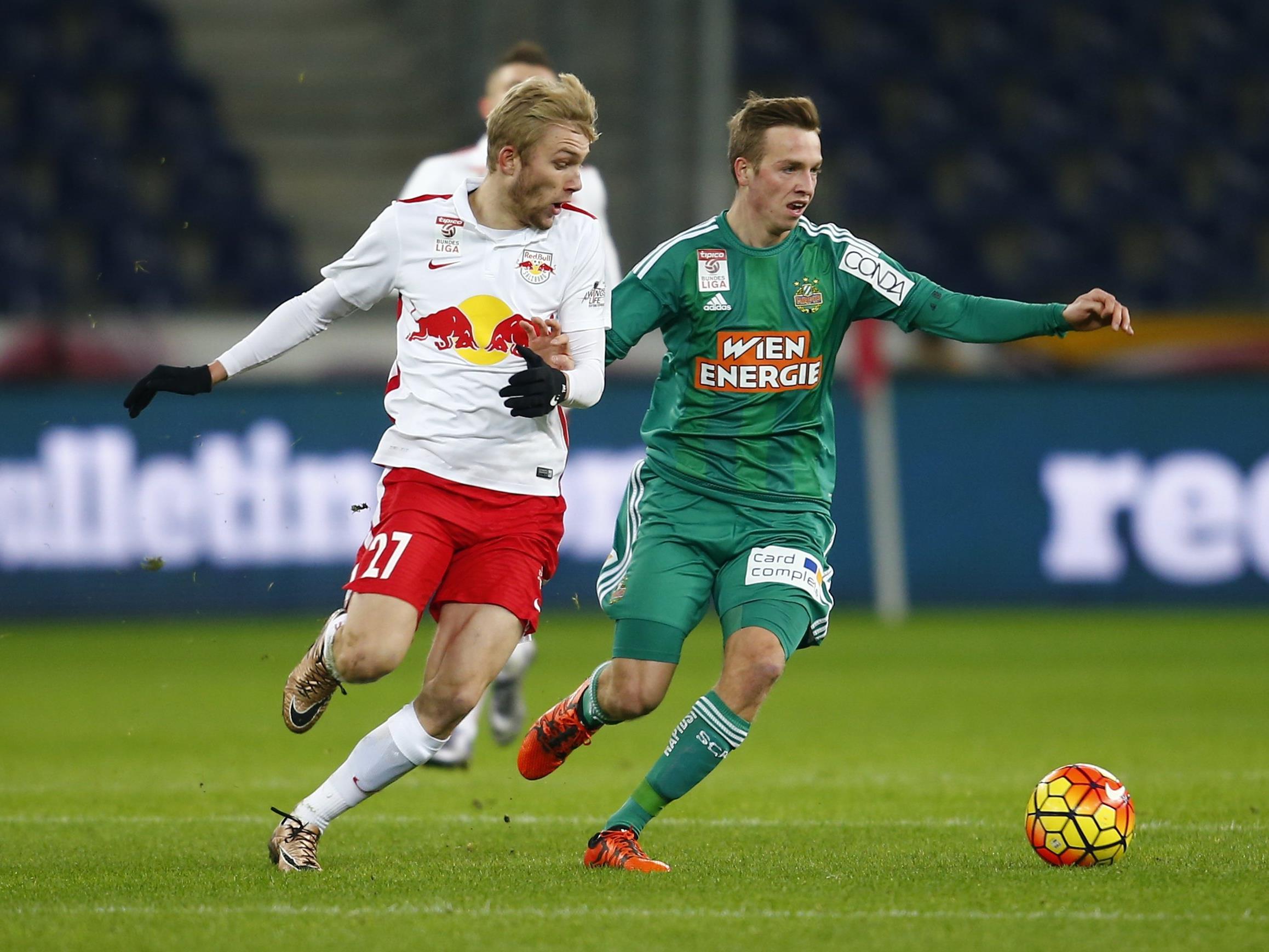 Konrad Laimer startet voll durch im Profifußball.