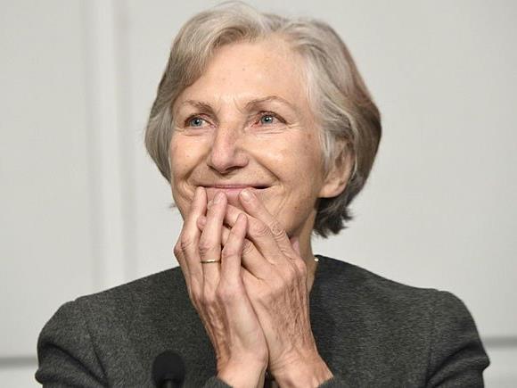 500.000 Euro hat Irmgard Griss bisher gesammelt.