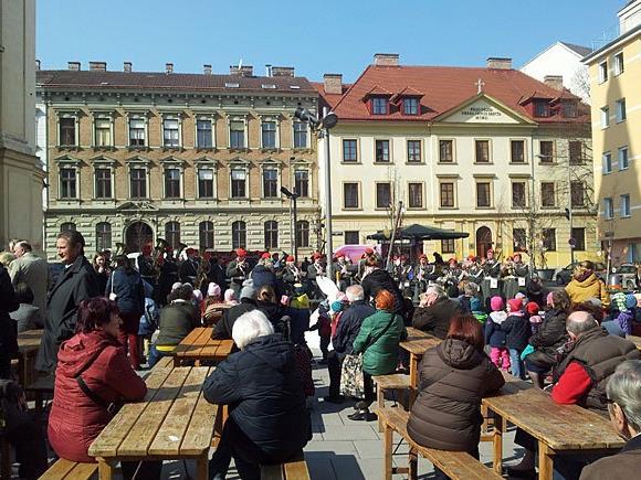 Das Kalvarienbergfest hat rund um Ostern wieder einiges zu bieten