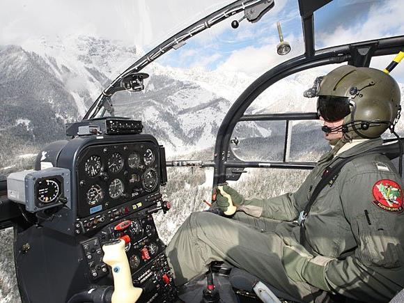 Dem Bundesheer laufen die Piloten davon
