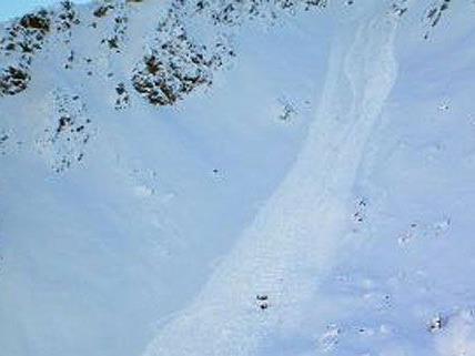 Am Schneeberg kam es zu einem Alpinunfall