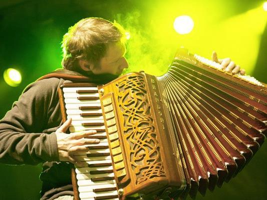 Vom 20. Februar bis 20. März findet wieder das Akkordeon Festival statt.