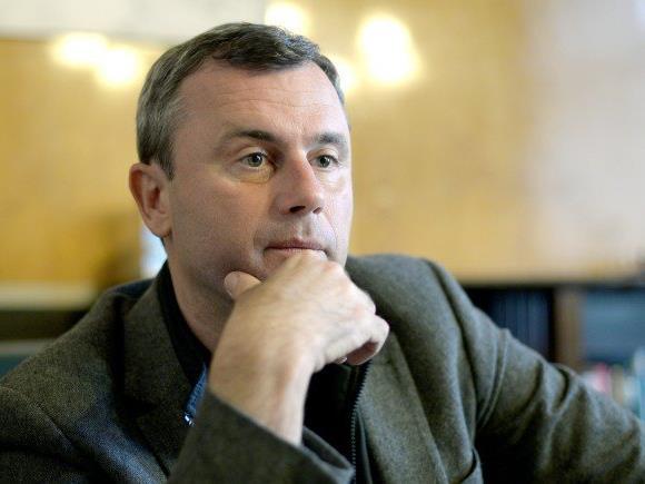 FPÖ-Präsidentschaftskandidat Norbert Hofer äußerte sich zur Türkei und zur EU
