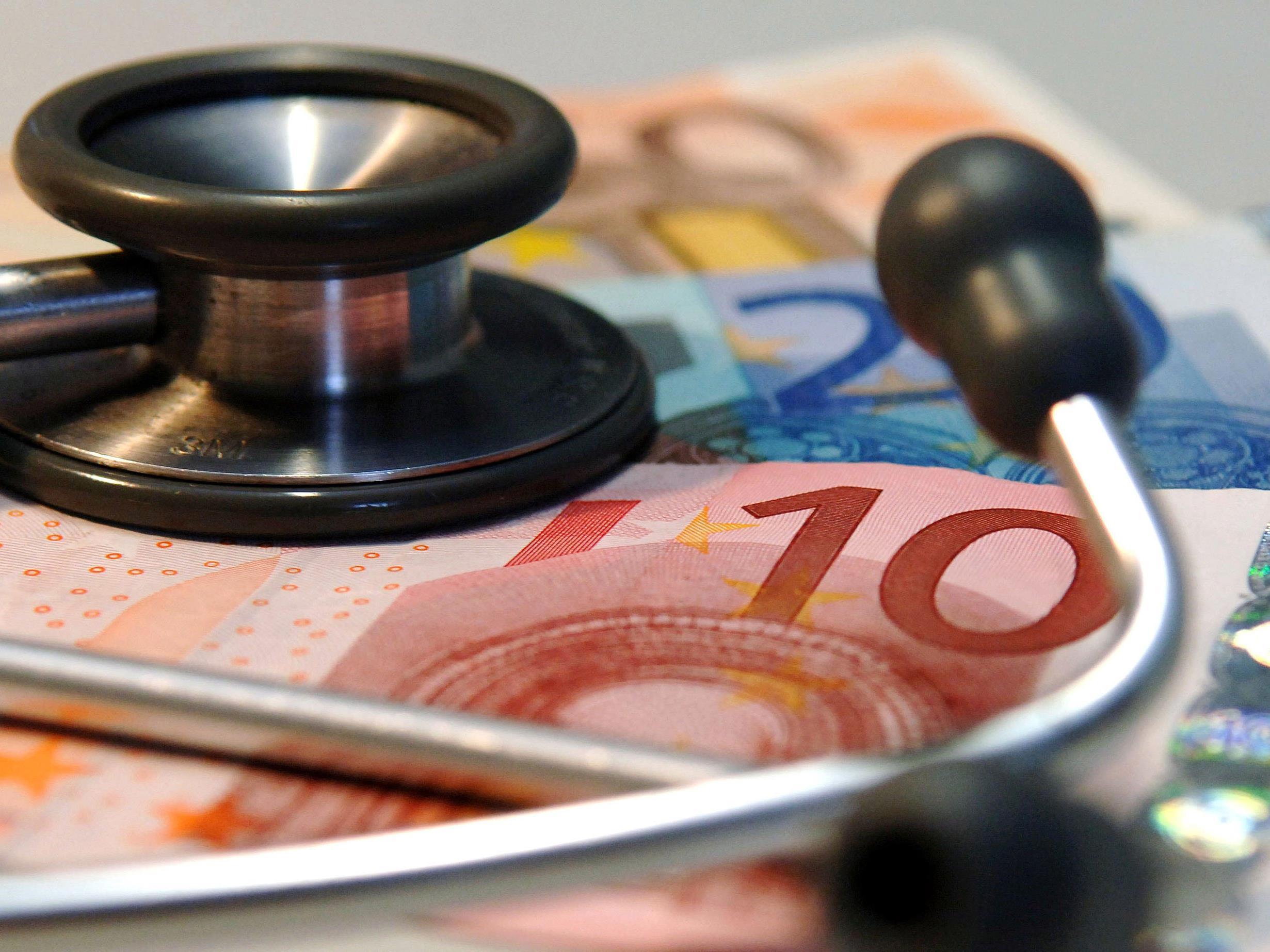 Die Verluste der Krankenkassen sollen weiter steigen.