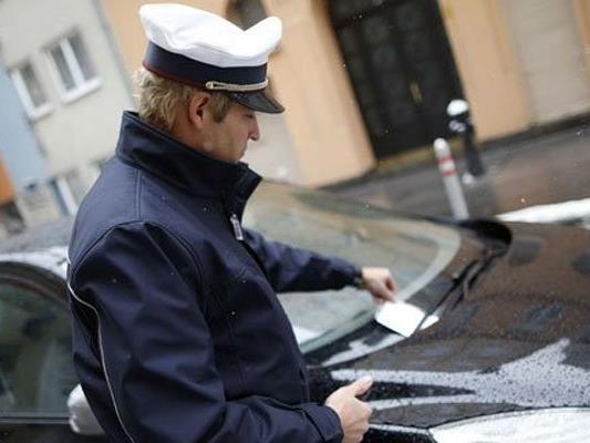 Laut Polizei verbucht die Parkraumüberwachung einige Erfolge.