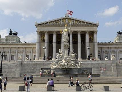 Flüchtlingsgegner werden unter anderem vor dem Parlament in Wien demonstrieren