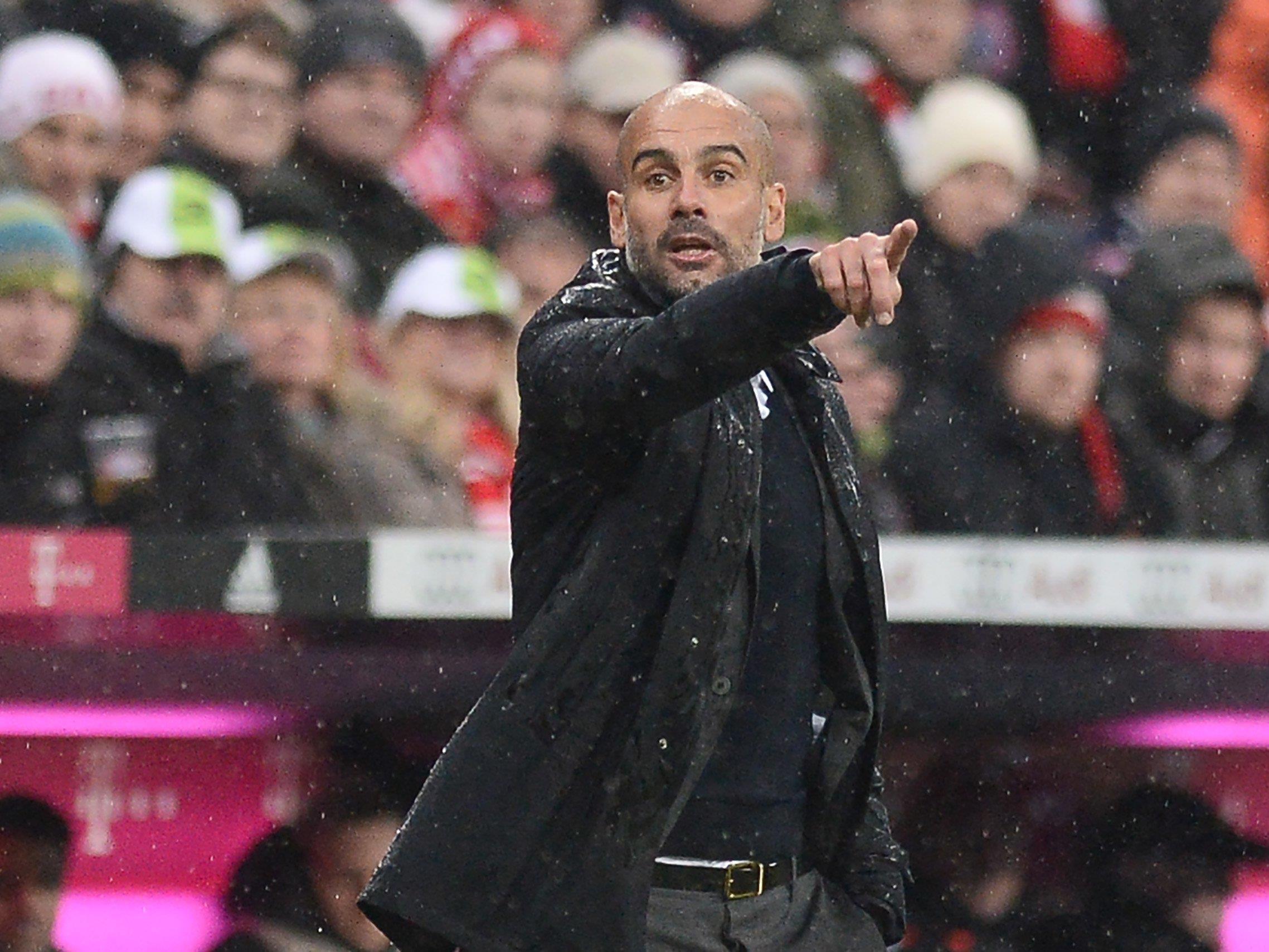Pep Guardiola wechselt in die Premiere League zu Man City.