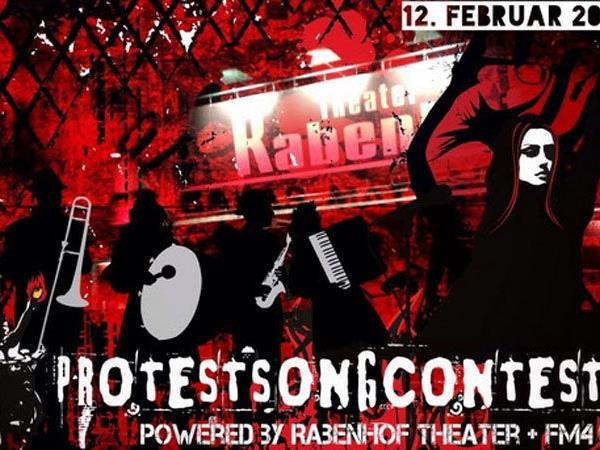 FM4 und der Rabenhof bitten wieder zum Protest.