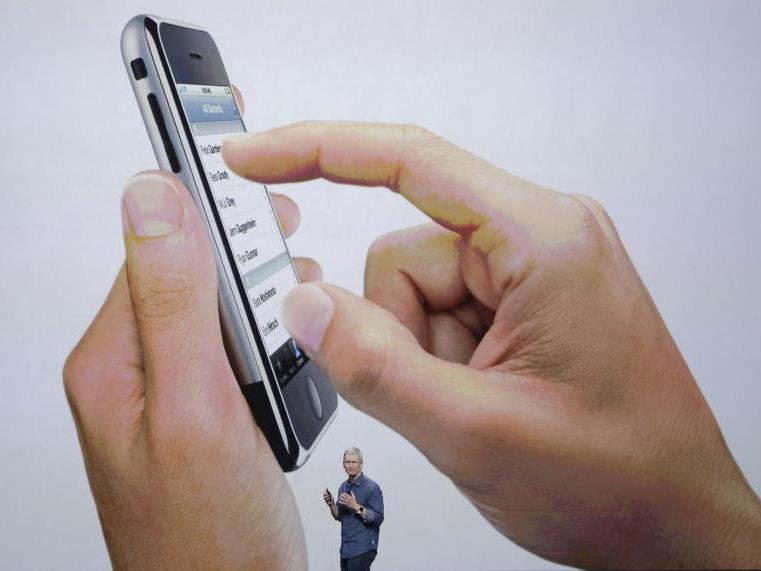 Apple im Clinch mit den Behörden