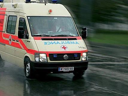 60-jährige Fußgängerin bei Unfall in Wien-Landstraße schwer verletzt