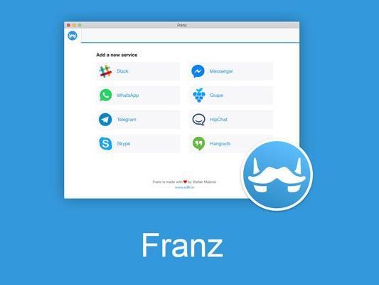 Wiener baut Über-Software für WhatsApp, Skype