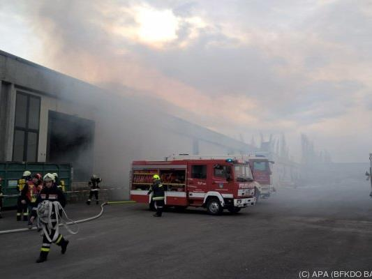 Vorsätzliche Brandstiftung wurde ausgeschlossen