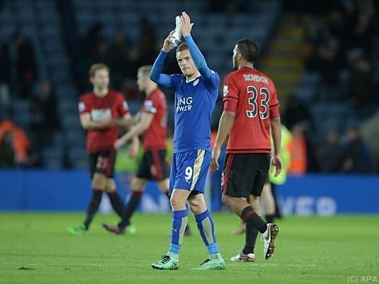 Leicester musste sich mit einem Punkt zufrieden geben