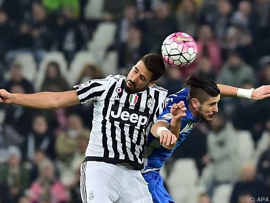 Juventus bleibt das Maß aller Dinge in Italien