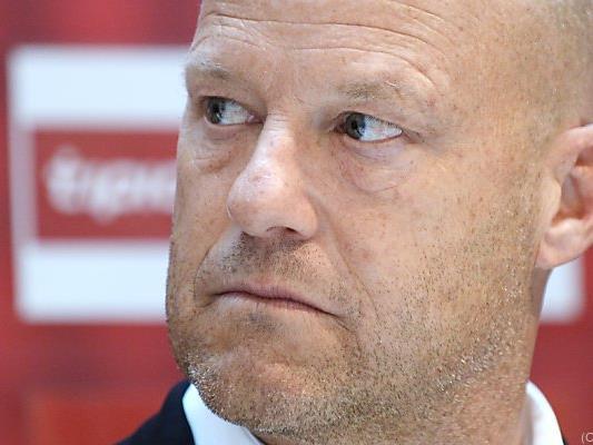 Sturm-Graz-General-Manager Gerhard Goldbrich