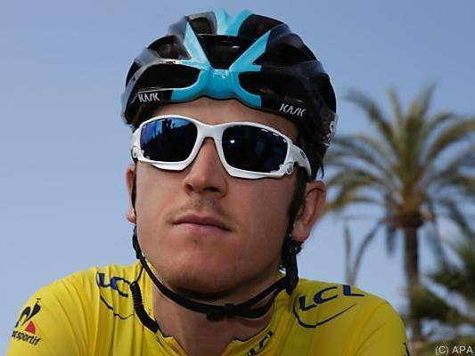 Thomas gewann die Rad-Fernfahrt Paris-Nizza
